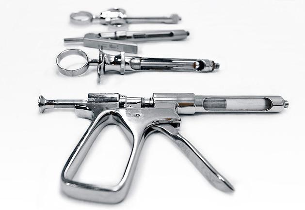 Инструменты для анестезии