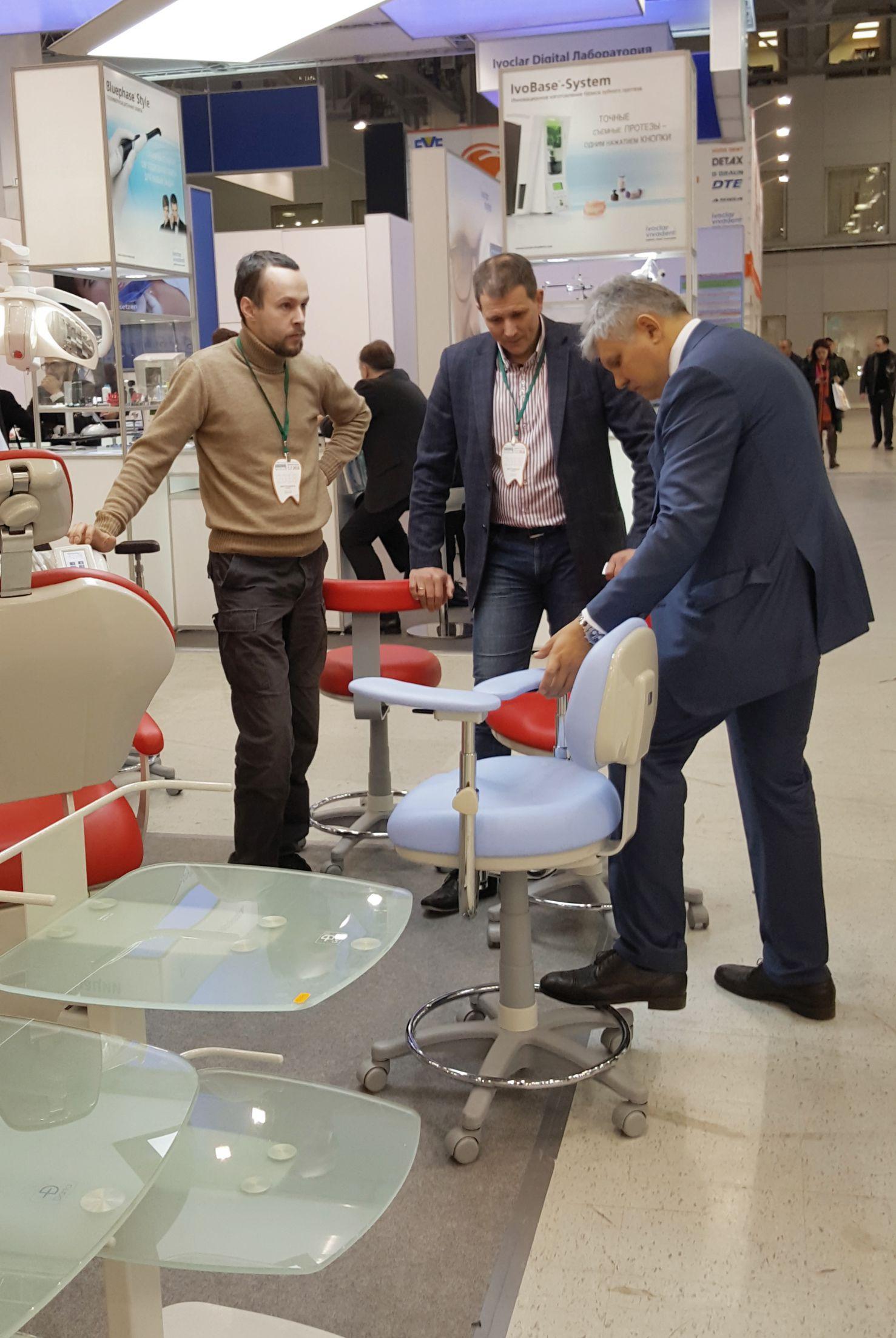 международная выставка «Дентал Салон» 2018