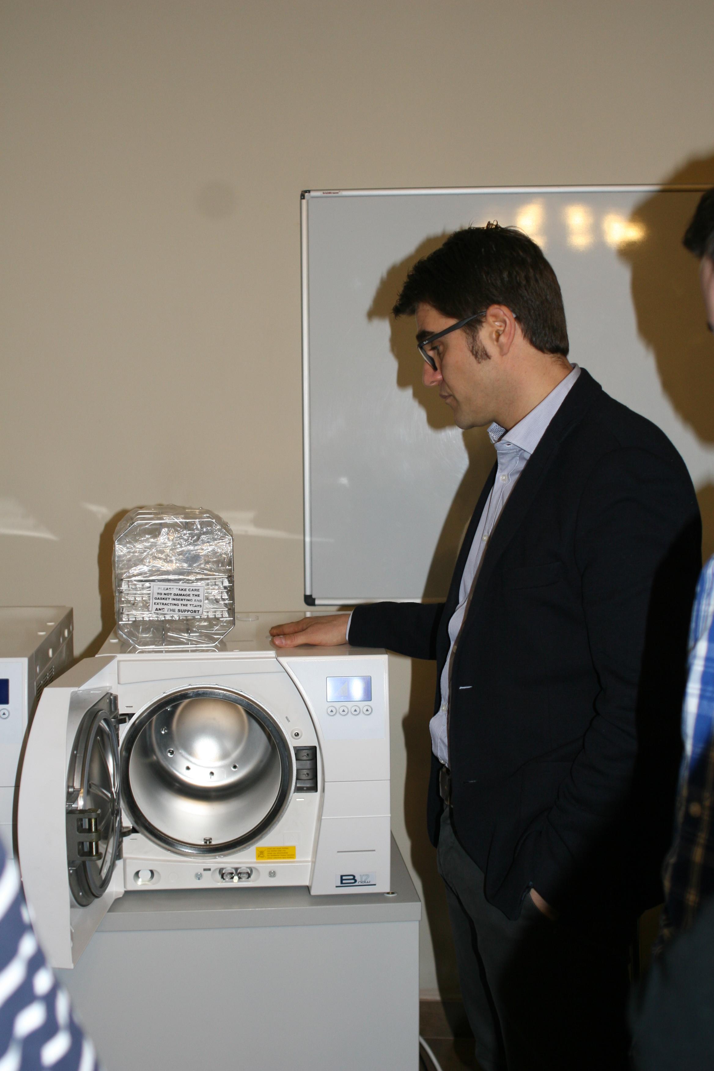 тренинг для менеджеров отдела продаж по стерилизационному оборудованию