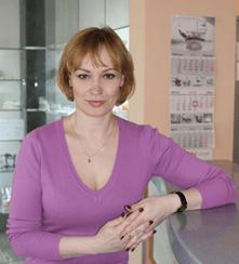 Филиппова Марина Рудольфовна Менеджер по продаже стоматологических материалов