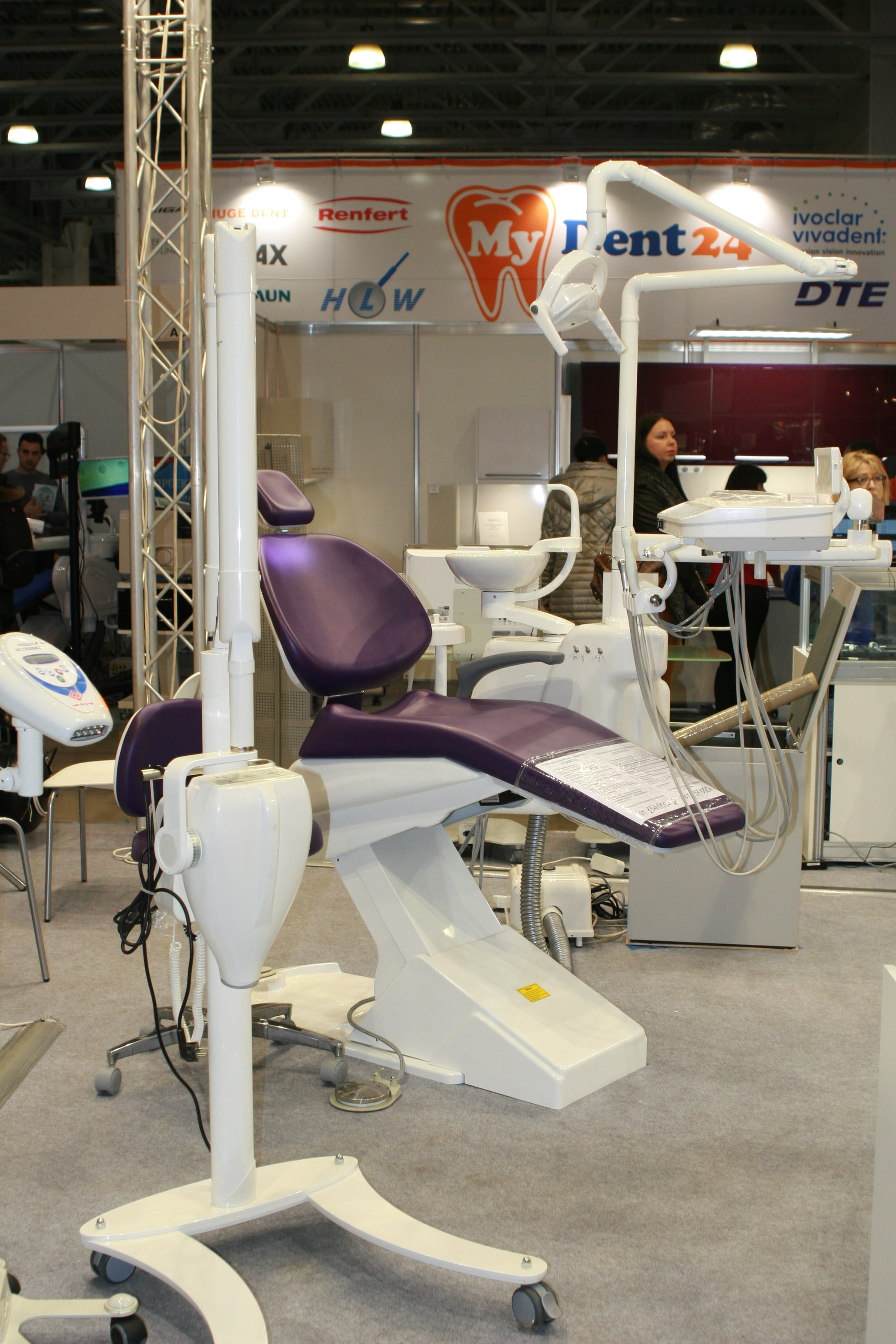 стоматологическая выставка Дентал-Ревю 2019